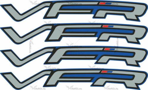 Комплект наклеек Honda VFR 1991