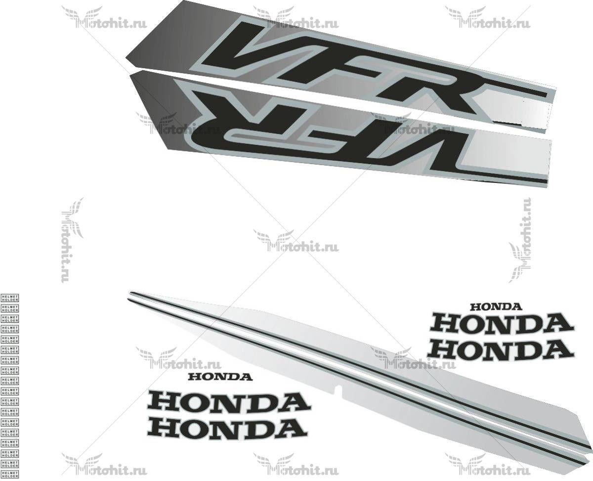 Комплект наклеек Honda VFR 1993 STR