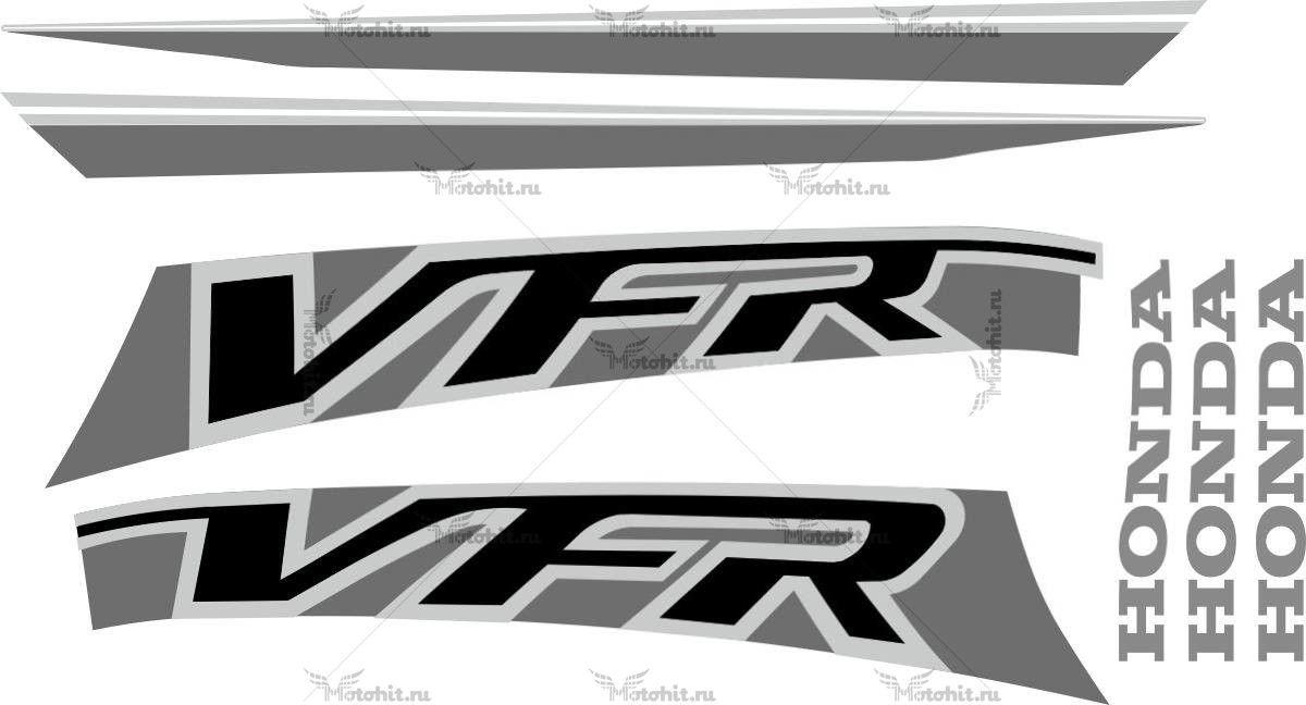 Комплект наклеек Honda VFR 1998