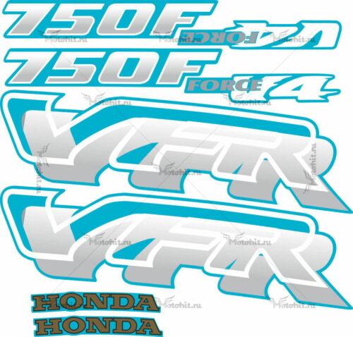 Комплект наклеек Honda VFR-750 1995 V4