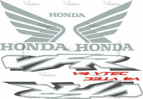 Комплект наклеек Honda VFR-800 2002
