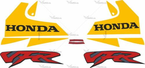 Комплект наклеек Honda VFR-800-FI 1998-2001