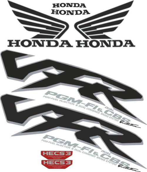 Комплект наклеек Honda VFR-800 INTERCEPTOR 2000