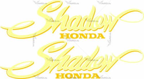 Комплект наклеек Honda SHADOW
