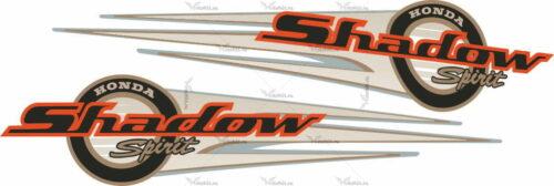 Комплект наклеек Honda SHADOW VT-600 2000 SPIRIT
