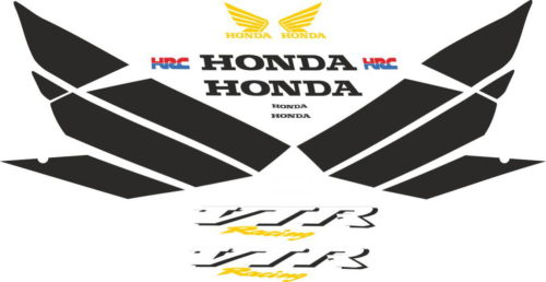 Комплект наклеек Honda VTR-1000 2000-2001 SP1