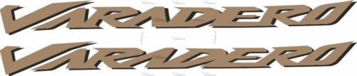 Комплект наклеек Honda XL-125 XL-1000 VARADERO 2007