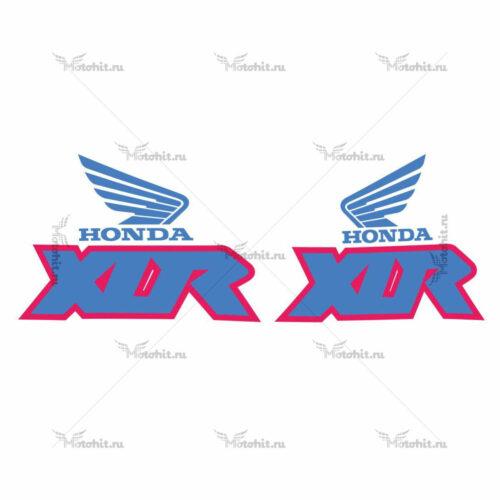 Комплект наклеек Honda XLR-250