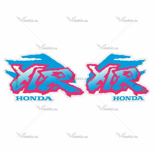 Комплект наклеек Honda XLR 1993