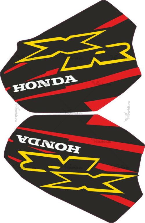 Комплект наклеек Honda XR-100
