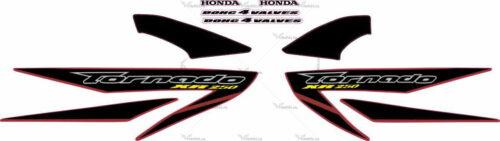Комплект наклеек Honda XR-250 2007