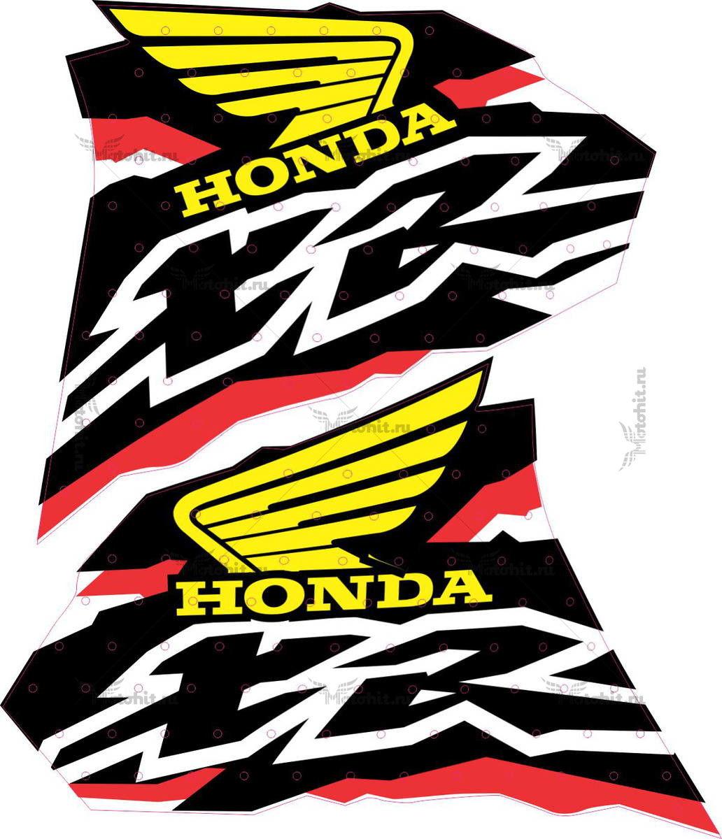 Комплект наклеек Honda XR-650-1998