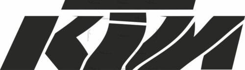 Наклейка KTM LOGO-CUT