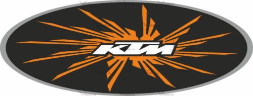 Наклейка KTM LOGO-SUN
