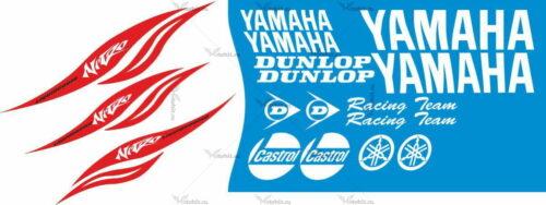 Комплект наклеек Yamaha AEROX-NITRO