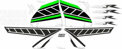 Комплект наклеек Yamaha AEROX-PASKI
