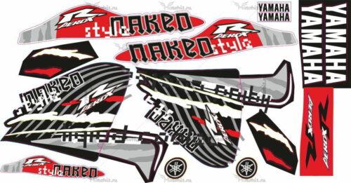 Комплект наклеек Yamaha AEROX-R-NAKED