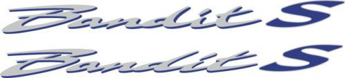 Наклейка SUZUKI BANDIT-S 2004