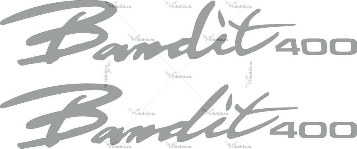 Наклейка SUZUKI GSF-400 BANDIT
