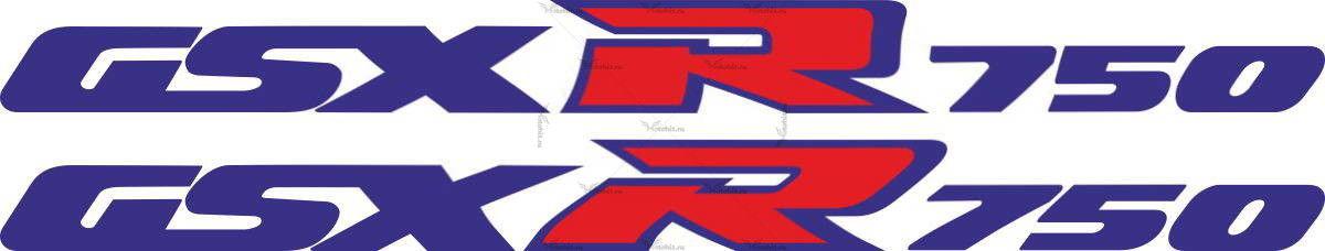 Наклейка SUZUKI GSX-R-1