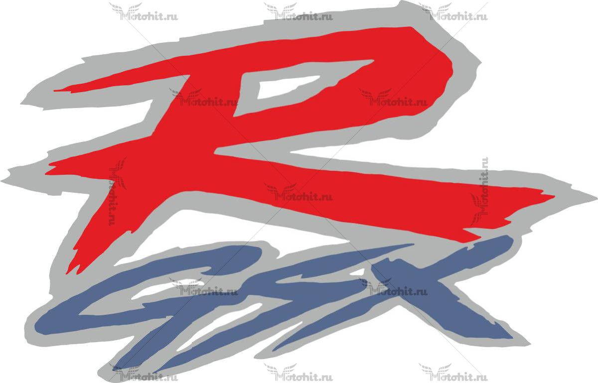 Наклейка SUZUKI GSX-R-2