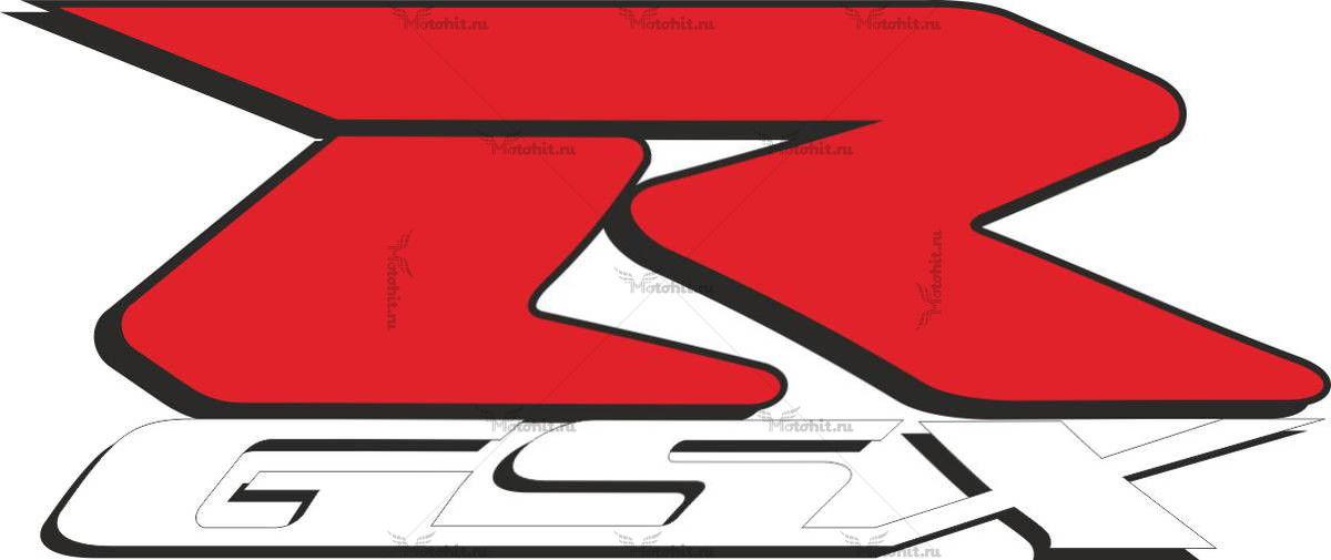 Наклейка SUZUKI GSX-R-4
