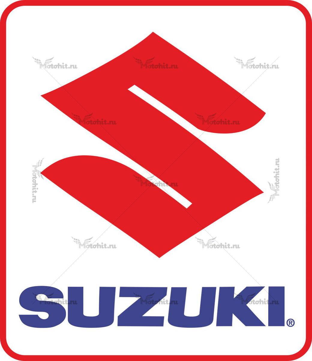 Наклейка SUZUKI ICON