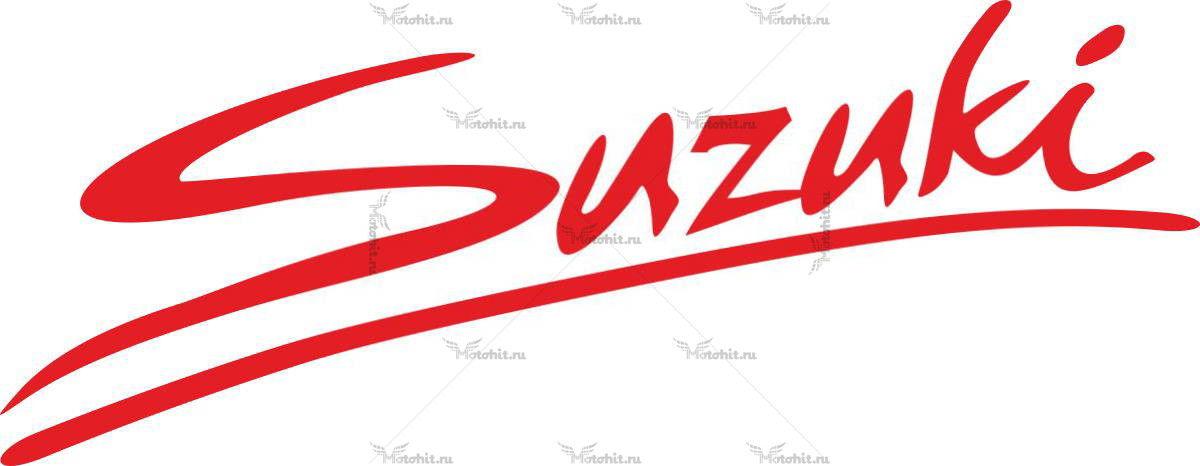 Наклейка SUZUKI ITALIC