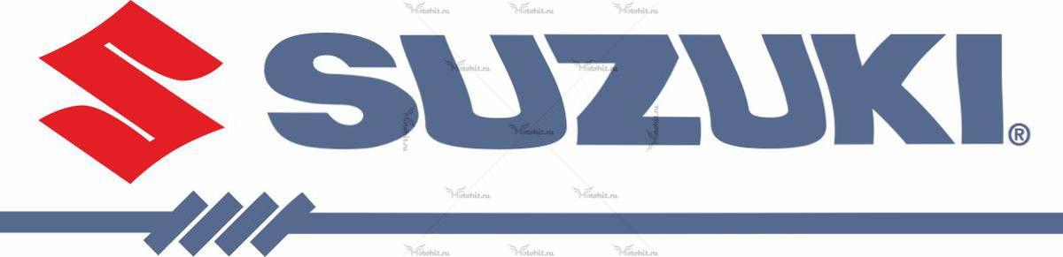 Наклейка SUZUKI LINE
