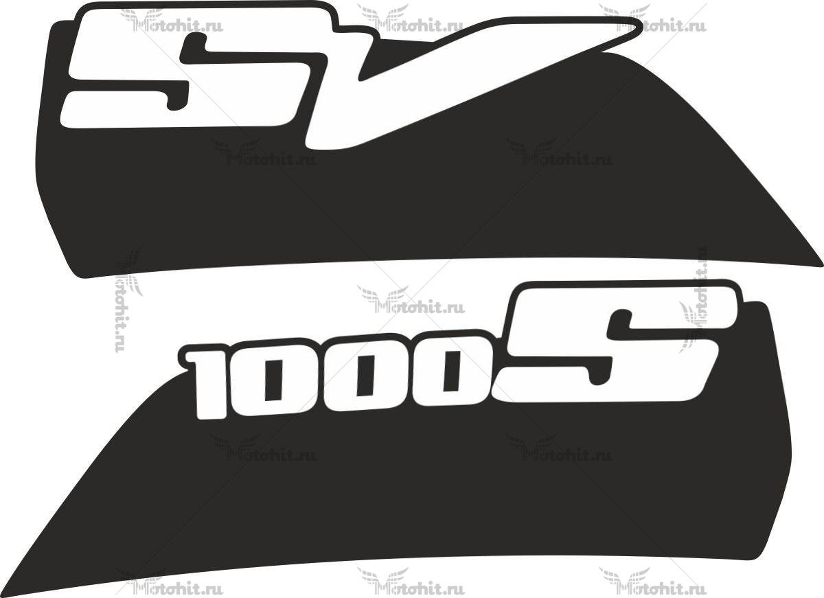 Наклейка SUZUKI SV-1000-S