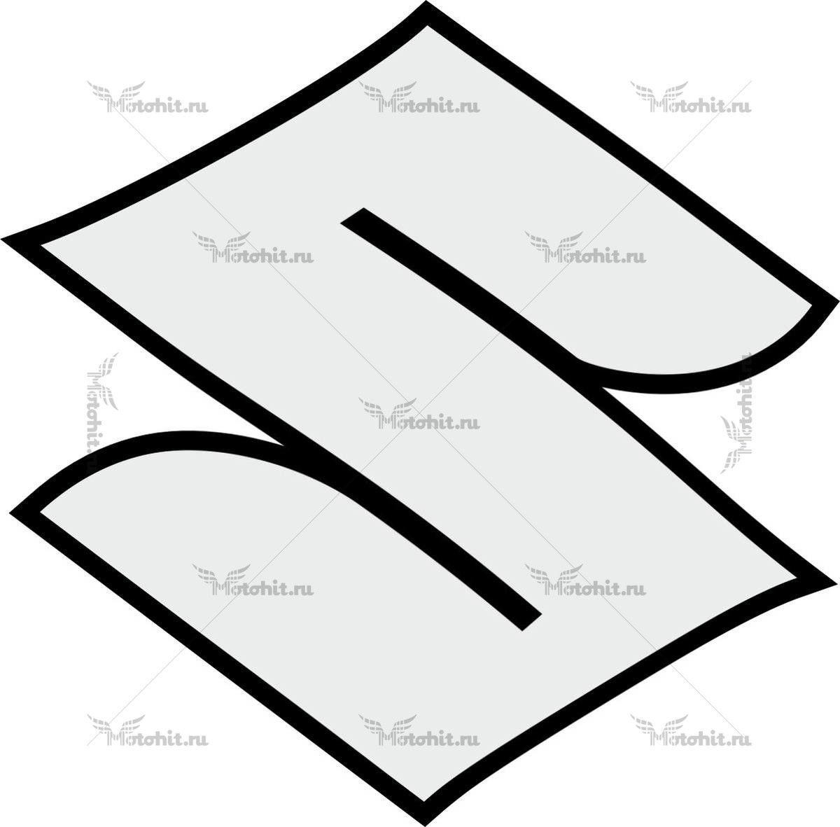 Наклейка SUZUKI SYMBOL-2-COLOR