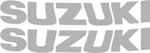 Наклейка SUZUKI CIRCLE