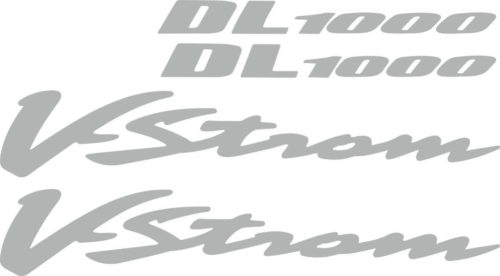 Комплект наклеек SUZUKI DL-1000-V 2006 STROM