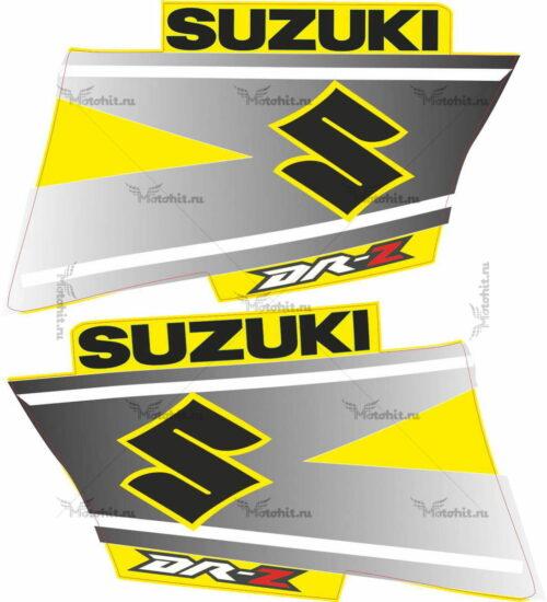 Комплект наклеек SUZUKI DRZ-250