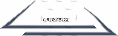 Комплект наклеек SUZUKI GS-450-TAIL