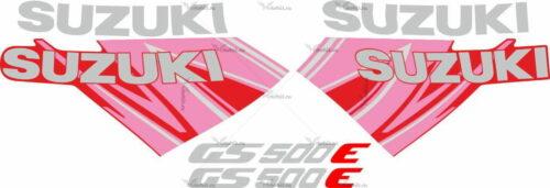Комплект наклеек SUZUKI GS-500-E 1993