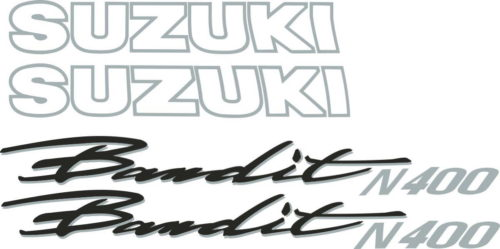 Комплект наклеек SUZUKI GSF-400-N BANDIT