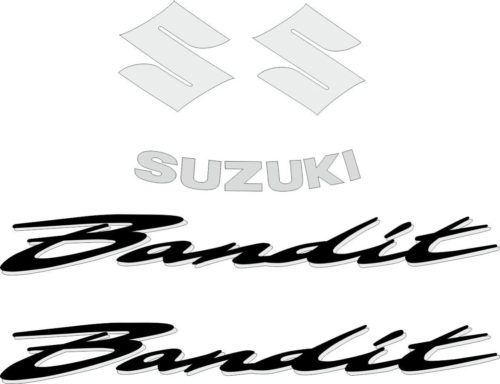Комплект наклеек SUZUKI GSF-650-BANDIT 2005-2012