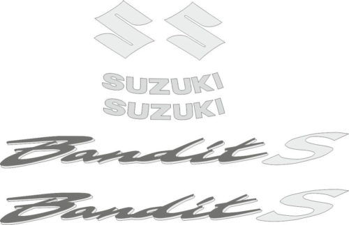 Комплект наклеек SUZUKI GSF-650-BANDIT-S 2005-2012