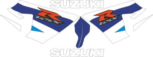Комплект наклеек SUZUKI GSX-R-600 2004 PART
