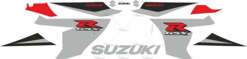 Комплект наклеек SUZUKI GSX-R-600 2005 PART
