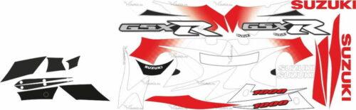 Комплект наклеек SUZUKI GSX-R-1000 2001