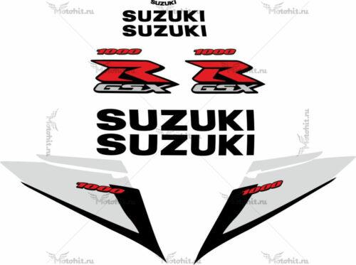 Комплект наклеек SUZUKI GSX-R-1000 2003-2004 PART
