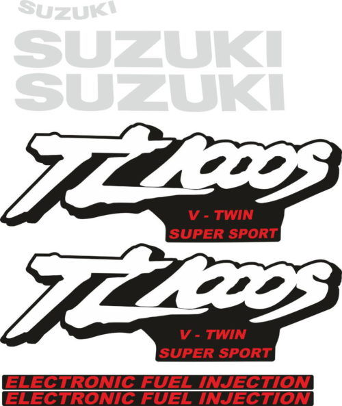 Комплект наклеек SUZUKI TL-1000-S 1997-2003