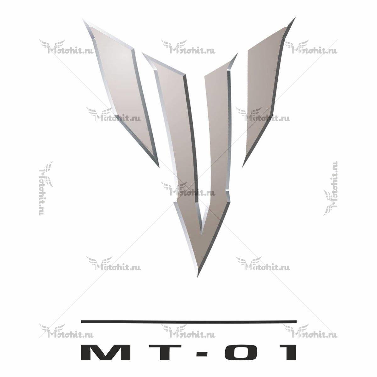 Наклейка Yamaha MT-01