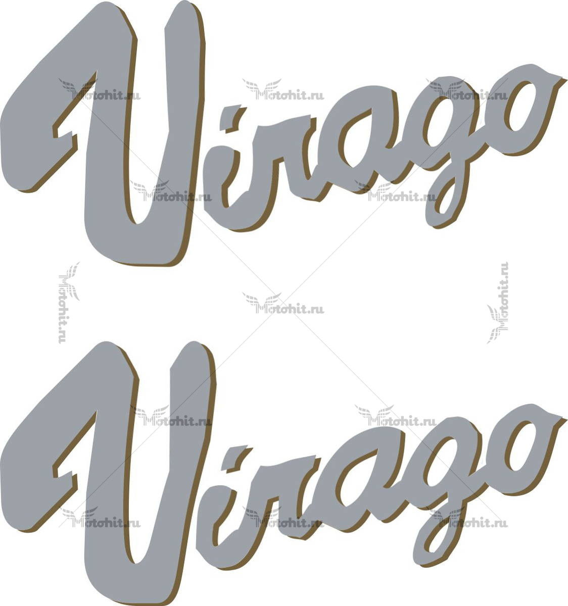 Наклейка Yamaha VIRAGO