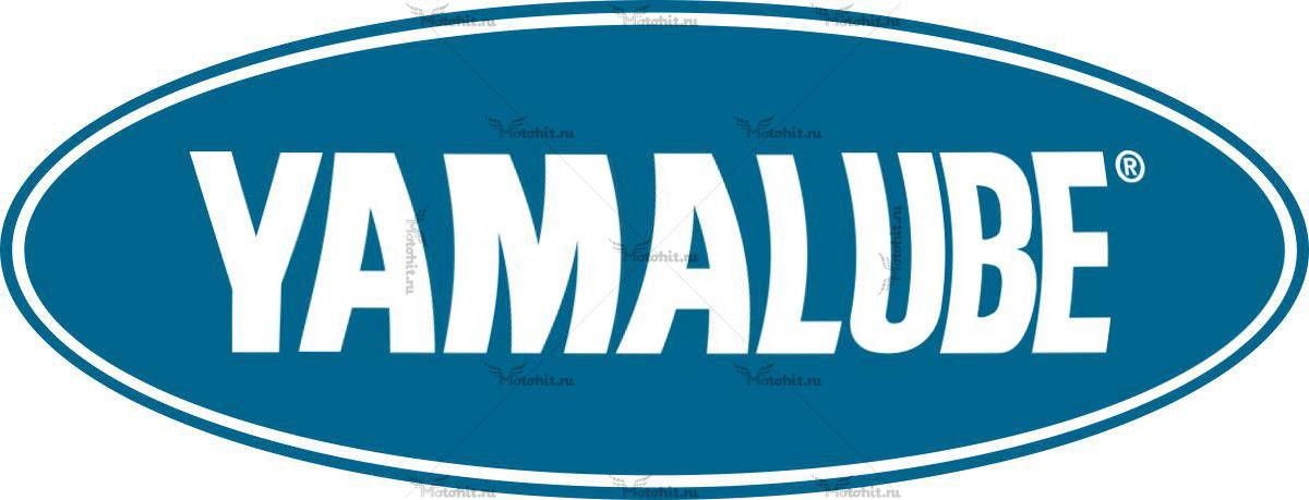 Наклейка Yamaha YAMALUBE