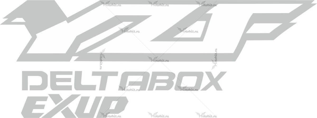 Наклейка Yamaha YZF-4