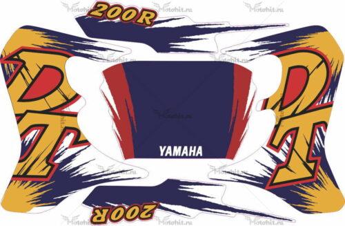 Комплект наклеек Yamaha DT-200-R 1996
