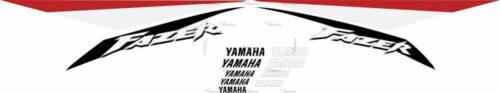 Комплект наклеек Yamaha FZS-600 2002-2003 FAZER-RED